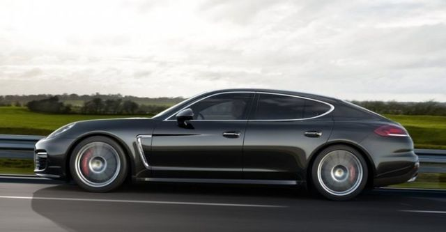 2014 Porsche Panamera S  第3張相片