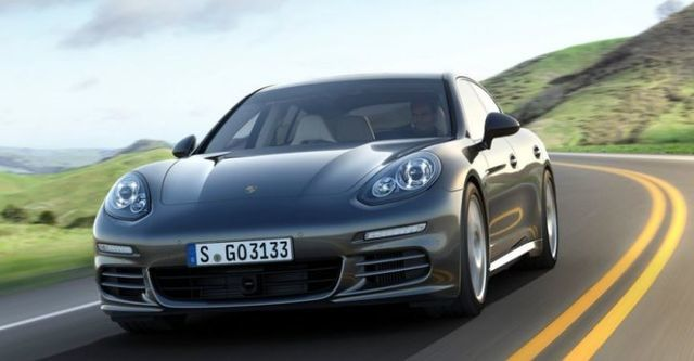 2014 Porsche Panamera S  第4張相片