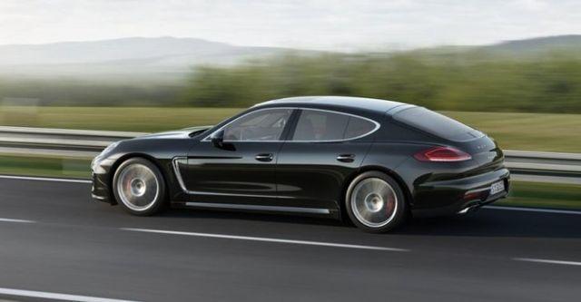 2014 Porsche Panamera S  第5張相片