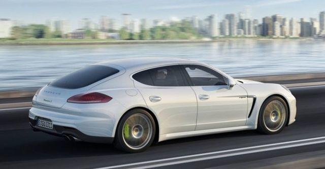2014 Porsche Panamera S E-Hybrid  第2張相片