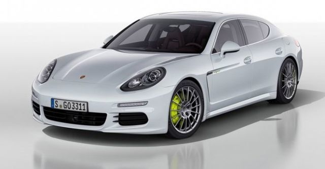 2014 Porsche Panamera S E-Hybrid  第5張相片