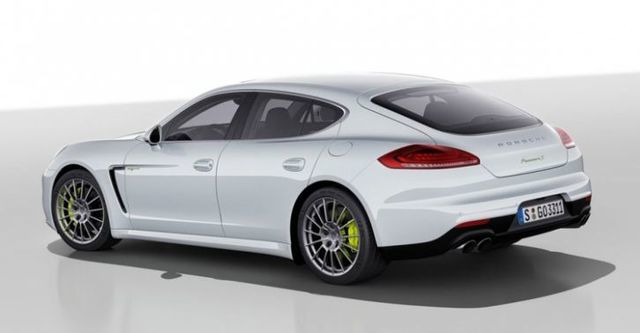 2014 Porsche Panamera S E-Hybrid  第6張相片