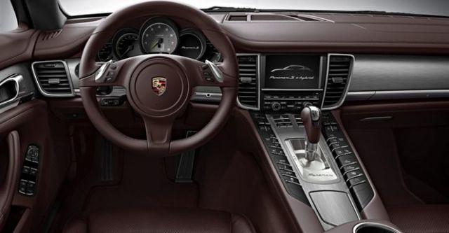 2014 Porsche Panamera S E-Hybrid  第7張相片