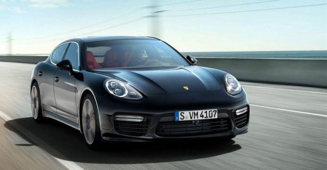 2014 Porsche Panamera Turbo  第1張相片