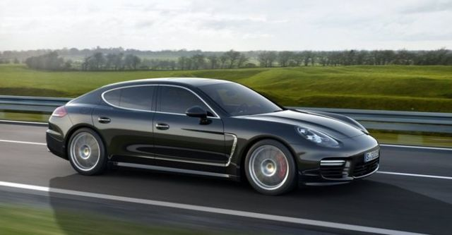 2014 Porsche Panamera Turbo  第3張相片