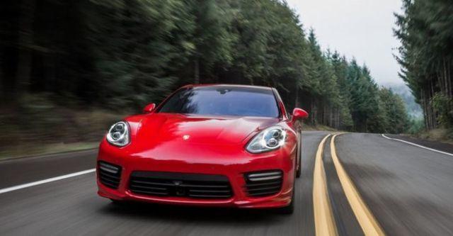 2014 Porsche Panamera Turbo  第4張相片