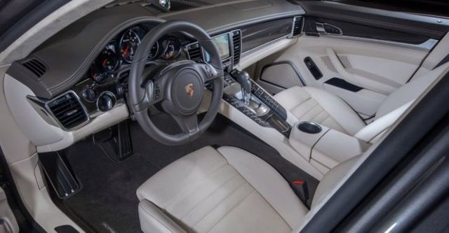 2014 Porsche Panamera Turbo  第7張相片