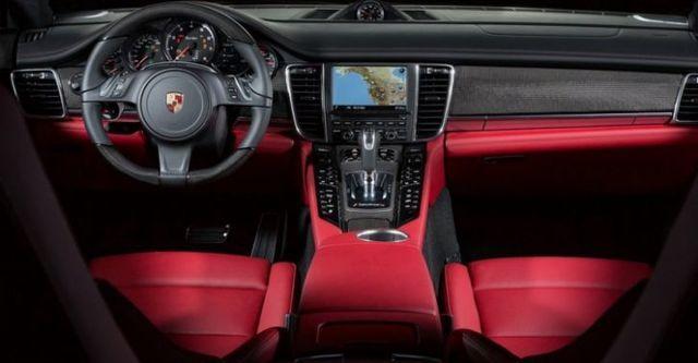 2014 Porsche Panamera Turbo  第9張相片