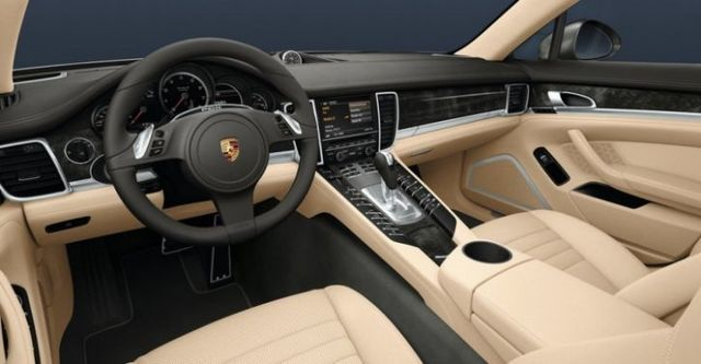 2014 Porsche Panamera Turbo S  第8張相片