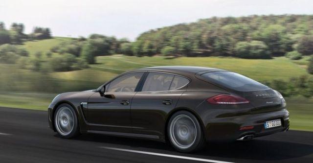 2014 Porsche Panamera V6  第3張相片