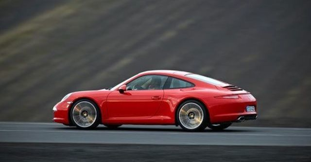 2013 Porsche 911 Carrera Coupe  第3張相片
