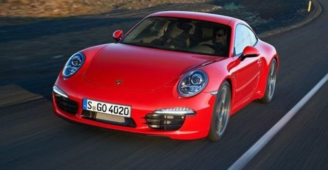 2013 Porsche 911 Carrera Coupe  第4張相片
