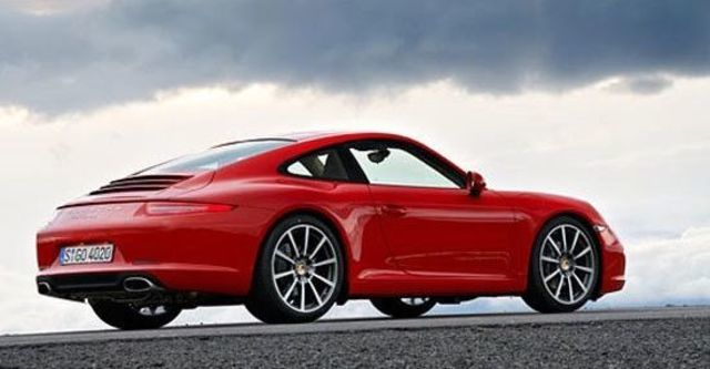 2013 Porsche 911 Carrera Coupe  第5張相片