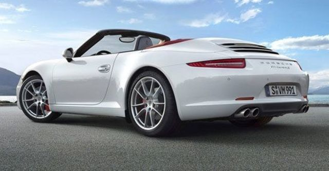 2013 Porsche 911 Carrera S Cabriolet  第3張相片