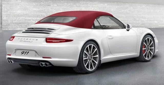 2013 Porsche 911 Carrera S Cabriolet  第5張相片
