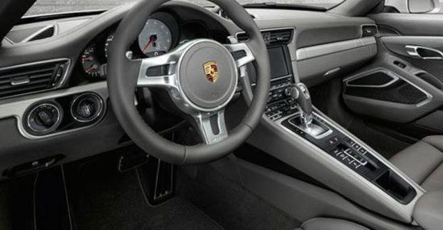2013 Porsche 911 Carrera S Cabriolet  第10張相片
