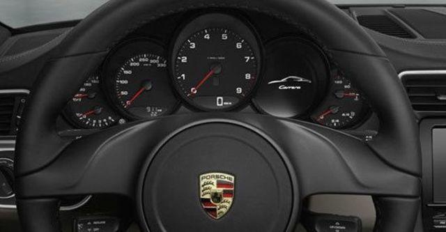 2013 Porsche 911 Carrera 4 Cabriolet  第10張相片