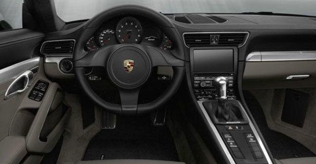 2013 Porsche 911 Carrera 4 Cabriolet  第11張相片