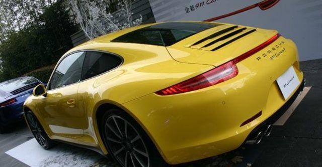 2013 Porsche 911 Carrera 4 Coupe  第3張相片