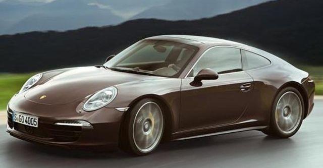 2013 Porsche 911 Carrera 4 Coupe  第11張相片