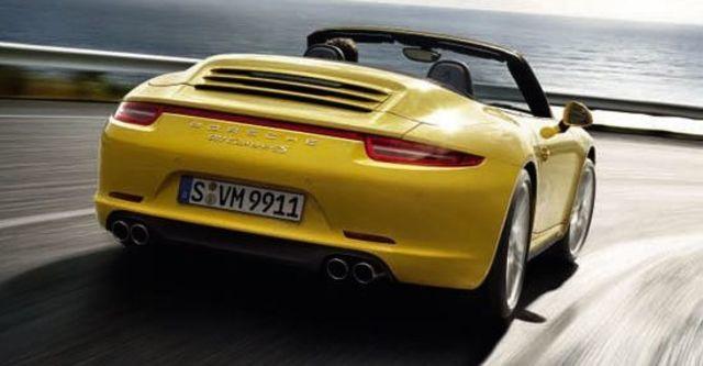 2013 Porsche 911 Carrera 4 S Cabriolet  第3張相片