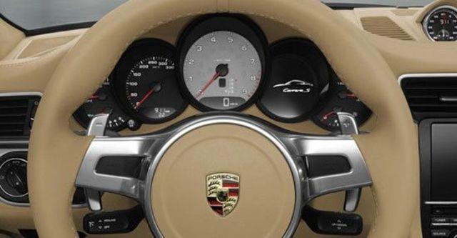 2013 Porsche 911 Carrera 4 S Cabriolet  第9張相片