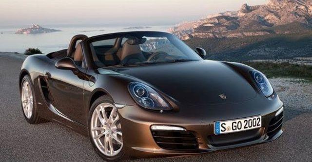2013 Porsche Boxster 2.7  第1張相片