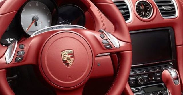 2013 Porsche Boxster 2.7  第7張相片