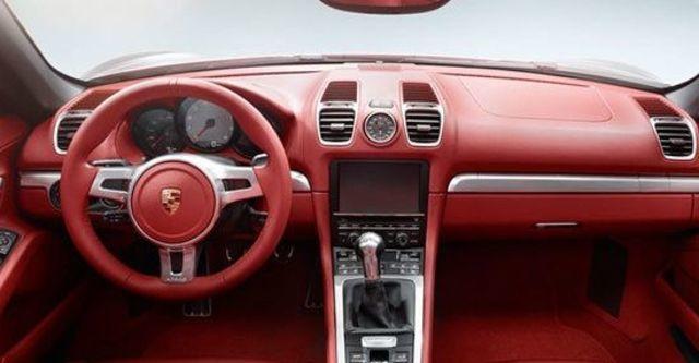 2013 Porsche Boxster 2.7  第10張相片