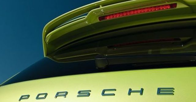 2013 Porsche Cayenne GTS  第10張相片