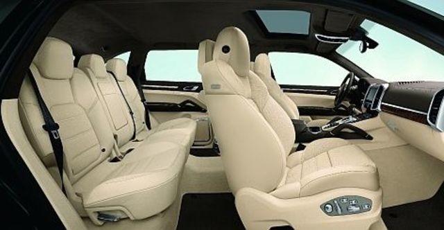 2013 Porsche Cayenne Tiptronic  第5張相片