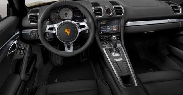 2013 Porsche Cayman 2.7  第7張相片