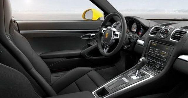 2013 Porsche Cayman 2.7  第11張相片