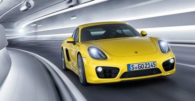 2013 Porsche Cayman S  第1張相片