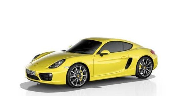 2013 Porsche Cayman S  第5張相片