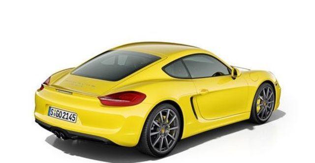 2013 Porsche Cayman S  第7張相片