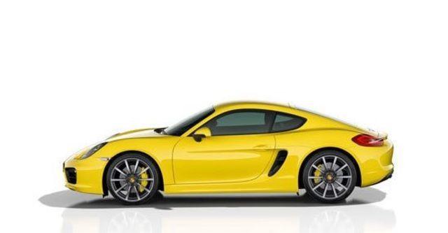 2013 Porsche Cayman S  第8張相片