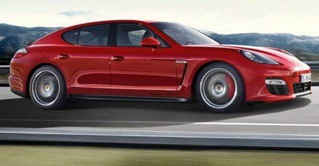 2013 Porsche Panamera GTS  第3張相片