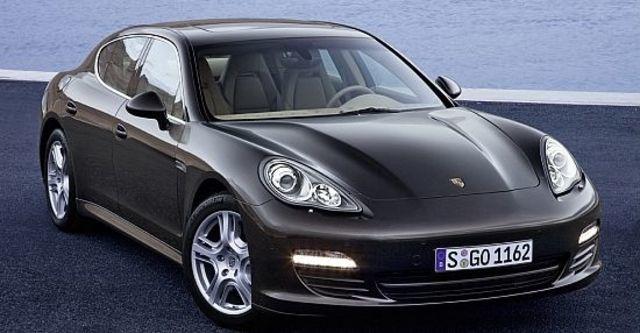 2013 Porsche Panamera S  第2張相片