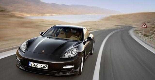 2013 Porsche Panamera S  第6張相片