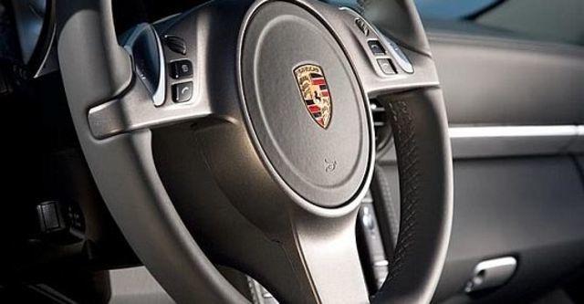 2012 Porsche 911 Carrera 4 S Coupe  第6張相片