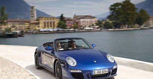 2012 Porsche 911 Carrera GTS Cabriolet  第1張相片