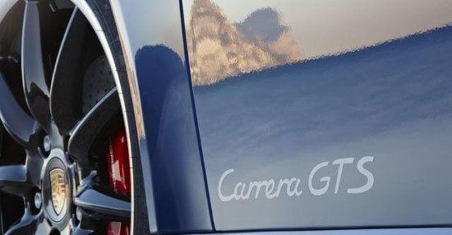 2012 Porsche 911 Carrera GTS Cabriolet  第5張相片