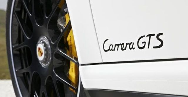 2012 Porsche 911 Carrera GTS Coupe  第3張相片