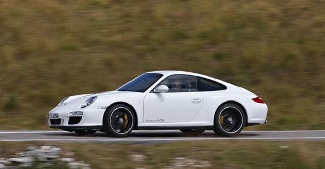 2012 Porsche 911 Carrera GTS Coupe  第5張相片
