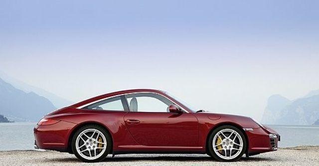 2012 Porsche 911 Targa 4S  第4張相片