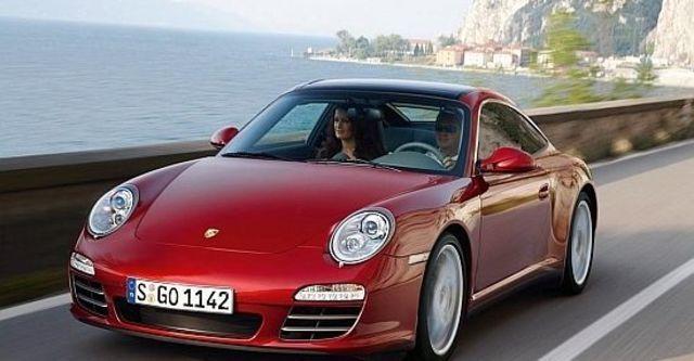 2012 Porsche 911 Targa 4S  第5張相片