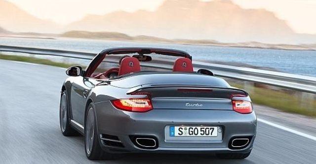 2012 Porsche 911 Turbo Cabriolet  第3張相片