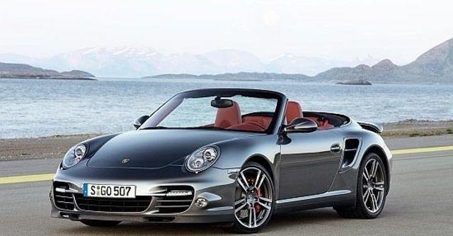 2012 Porsche 911 Turbo Cabriolet  第5張相片
