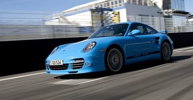2012 Porsche 911 Turbo Coupe  第4張相片